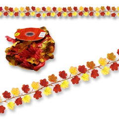 Fall Leaves Garland