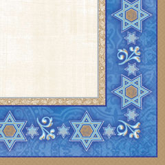 JUDAIC TRADITIONS   BEVERAGE NAPKINS