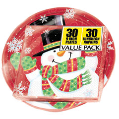 SNOWMAN VALUE PACK