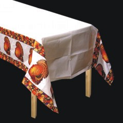 AUTUMN TURKEY   TABLE COVER