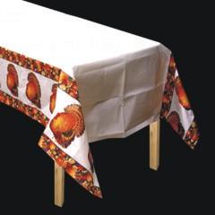 AUTUMN TURKEY   TABLE COVER