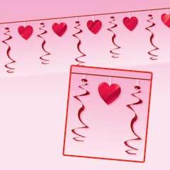 VALENTINE HEARTS   12