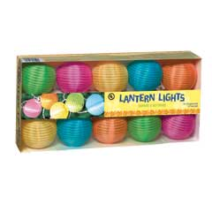 LANTERN SUMMER   LIGHT SET