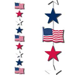PATRIOTIC STAR STRINGER