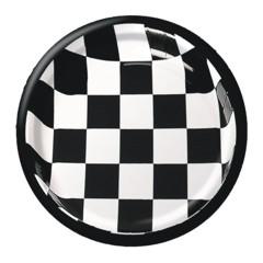 BLACK & WHITE CHECK   7