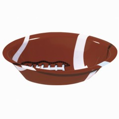 FOOTBALL FAN BOWL