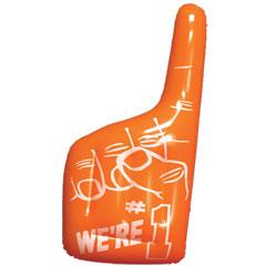 Orange #1 Inflatable Hands