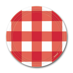 RED GINGHAM 7