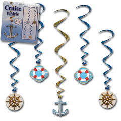 CRUISE SHIP DANGLERS
