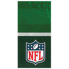 NFL PARTY ZONE TABLE COVER