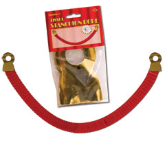 Red Tissue Stanchion