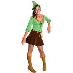 Wizard of Oz Scarecrow Tween Costume